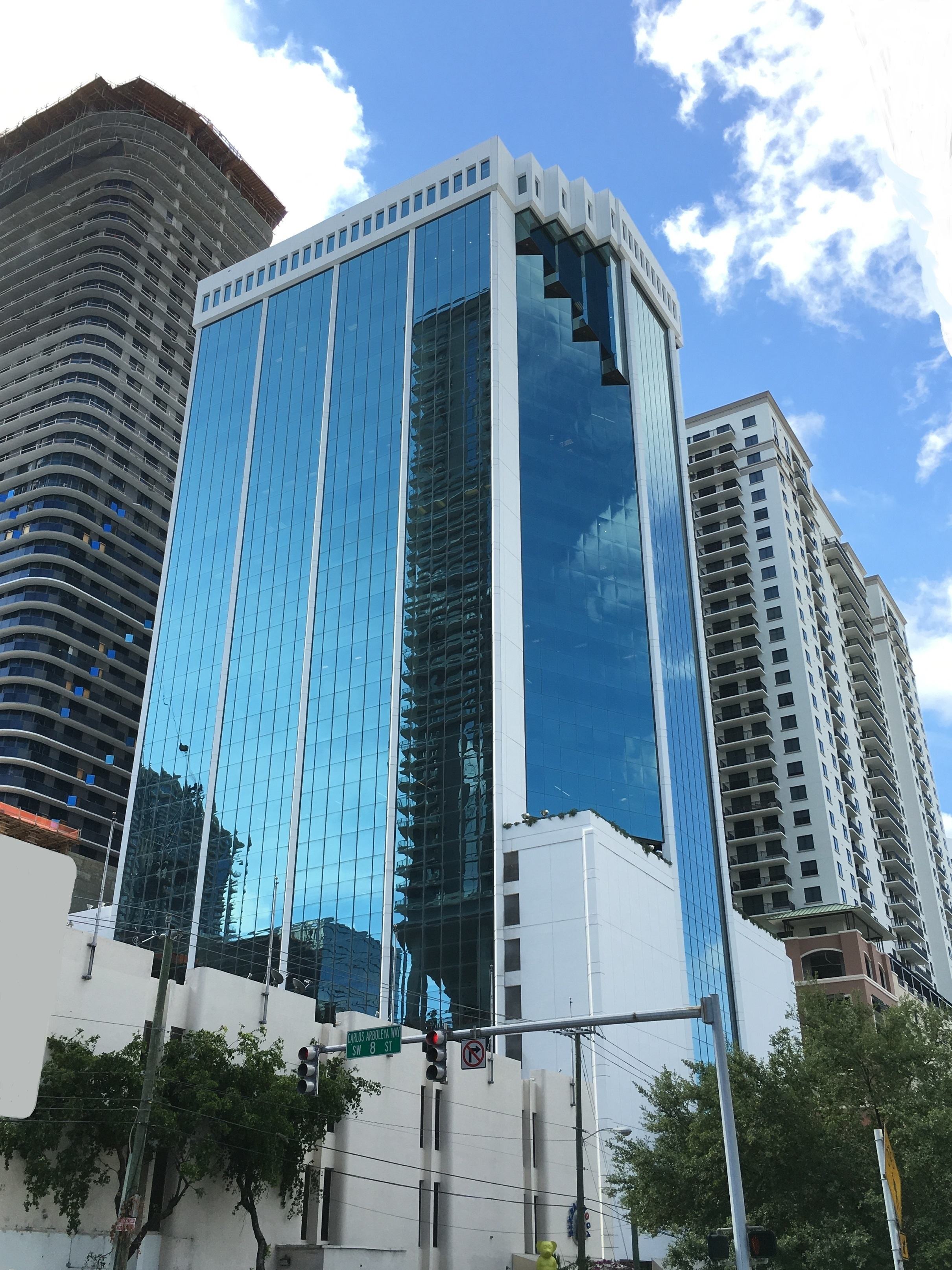 Consulate General of Japan in Miami Brickell City Tower